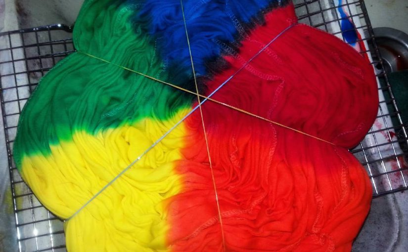 All About The Dyes